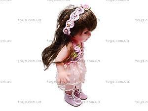 Кукла, в платье, 2010-8D, отзывы