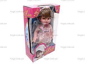 Кукла, в платье, 2010-8D