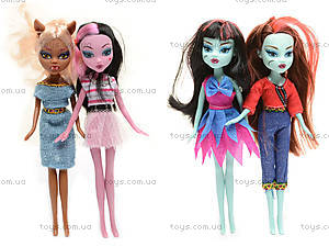 Кукла в стиле Monster High , KQ178-B