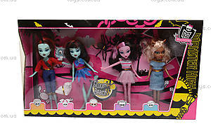 Кукла в стиле Monster High , KQ178-B, отзывы