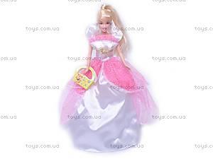 Кукла, в свадебном платье, 89085