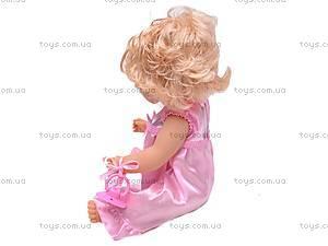 Кукла «Валюша», 7 функций, 8863-17, цена