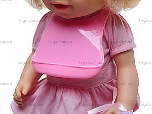 Кукла «Валюша» для девочек, 8863-8, игрушки