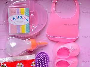 Кукла «Валюша», интерактивная, 8863-4, детские игрушки