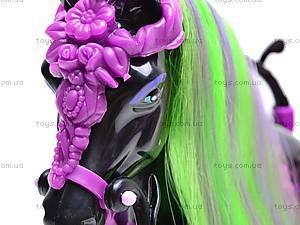 Кукла-вампир, с каретой и лошадью, 301046/1-3, игрушки