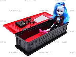 Кукла-вампир со шкафом, 3010111-6