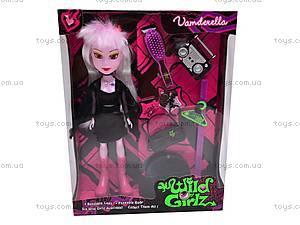 Кукла-вампир Wild Girlz, с аксессуарами, 301005/1-6, фото