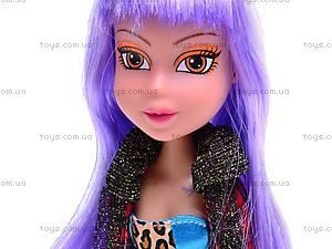 Кукла-вампир Wild Girlz, с аксессуарами, 301005/1-6, цена