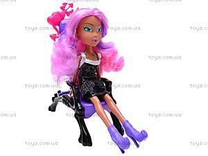 Кукла-вампир Wild Girlz, в футляре, 3010131-6
