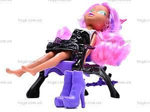 Кукла-вампир Wild Girlz, в футляре, 3010131-6, отзывы