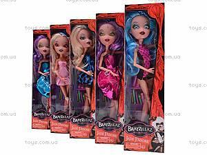 Кукла-ведьма Bratzillaz, MKC707343, игрушки