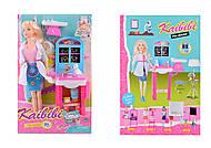 Кукла-ветеринар с аксессуарами, BLD128, купить
