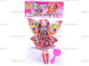 Кукла Винкс «Фея», DM-36061B/C, фото