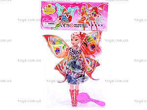 Кукла Винкс «Фея», DM-36061B/C, отзывы