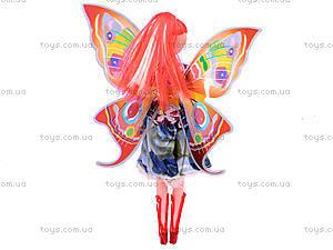 Кукла Винкс «Фея», DM-36061B/C, игрушки