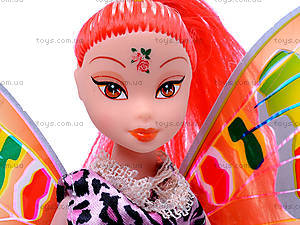 Кукла Винкс «Фея», DM-36061B/C, детские игрушки