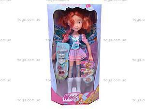 Кукла Винкс «Фея» с аксессуарами, 821, цена