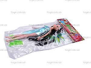 Кукла Винкс «Фея», с крыльями, 99016, игрушки