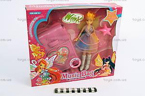 Кукла Винкс с фотоаппаратом, 816