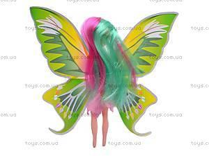 Кукла «Винкс», с крыльями, DM-33B, фото