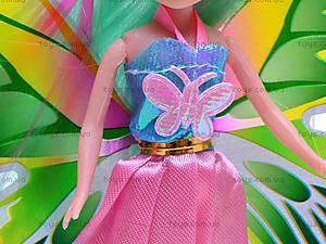 Кукла «Винкс», с крыльями, DM-33B, магазин игрушек