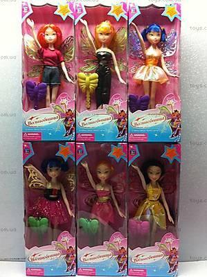 Кукла «Волшебница» типа Winx, 3611