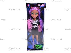Кукла Wild Girlz, 301004/1-6, детские игрушки