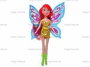 Кукла Winx, 3 вида, 63001