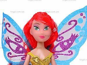 Кукла Winx, 3 вида, 63001, цена