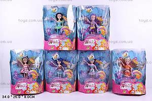 Кукла Winx Bloom, с аксессуарами, WX795-6, купить