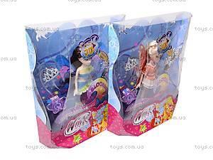 Кукла Winx Bloom, с аксессуарами, WX795-6