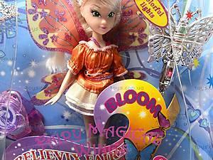 Кукла Winx Bloom, с аксессуарами, WX795-6, игрушки