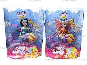 Кукла Winx Bloom, с аксессуарами, WX795-6, toys.com.ua