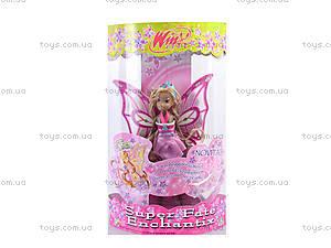 Кукла Winx «Блум», 9978D, магазин игрушек