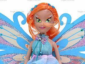Кукла Winx «Блум», 9978D, игрушки