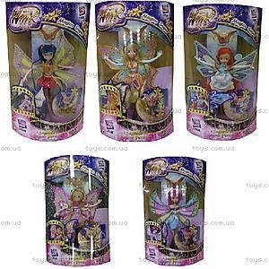 Кукла Winx для девочек, 9988A/C/D/E/F