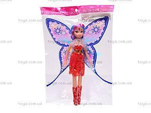 Кукла Winx «Фея», с крыльями, DM-33A, купить
