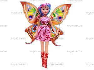 Кукла Winx «Фея», с крыльями, DM-33A, отзывы