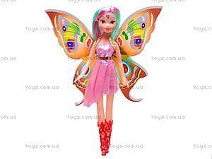 Кукла Winx «Фея», с крыльями, DM-33A, цена