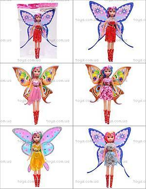 Кукла Winx «Фея», с крыльями, DM-33A