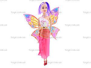 Детская кукла Winx с крыльями, GY826B, фото