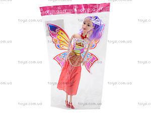 Детская кукла Winx с крыльями, GY826B, игрушки