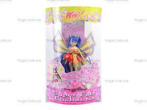 Кукла Winx «Муза», 9978A, детские игрушки