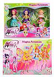 Кукла «Winx» 3 штуки, 530, toys.com.ua
