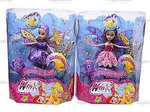 Кукла Winx, с аксессуарами, WX792B, игрушки