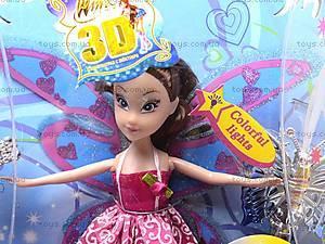 Кукла Winx, с аксессуарами, WX792B, детские игрушки