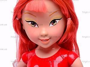 Кукла Winx с косметикой, 813, детские игрушки