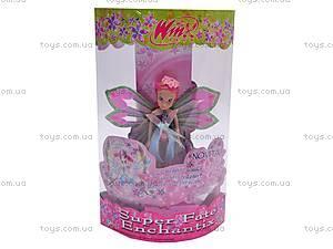 Кукла Winx, с крыльями, 9978F, купить