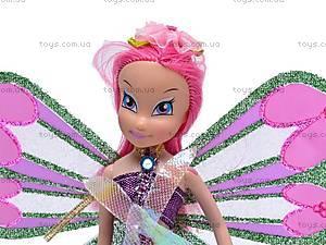 Кукла Winx, с крыльями, 9978F, отзывы