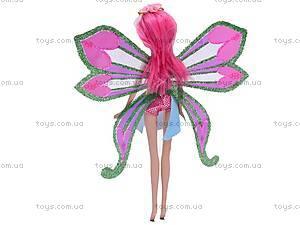 Кукла Winx, с крыльями, 9978F, игрушки
